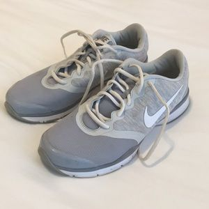 Nike Grey Training Shoes